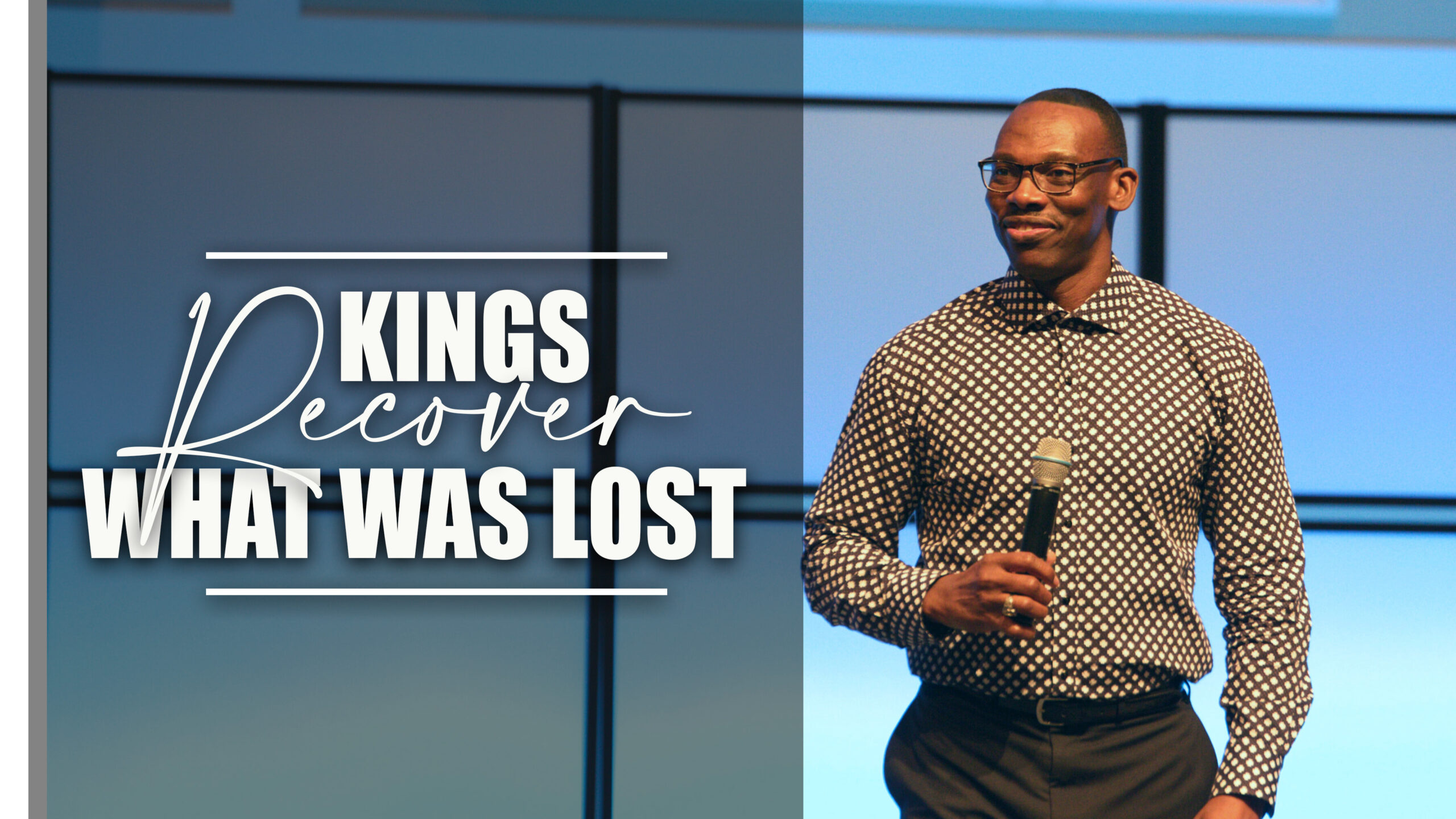 Kings Recover What Was Lost