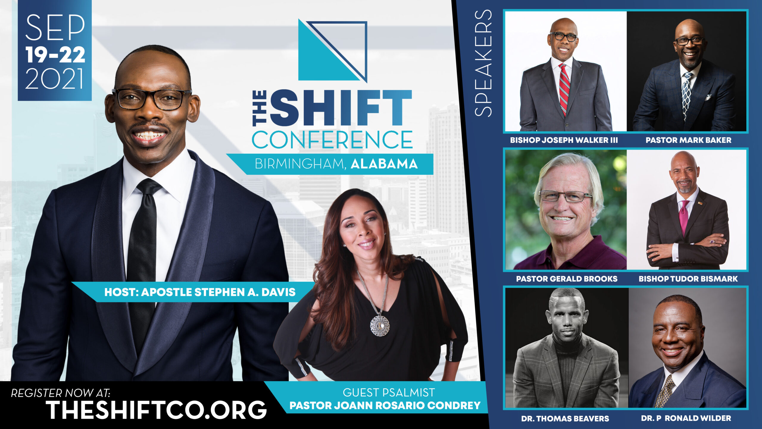 The Shift Conference 2021
